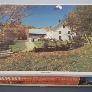 Vermont Farm Puzzle